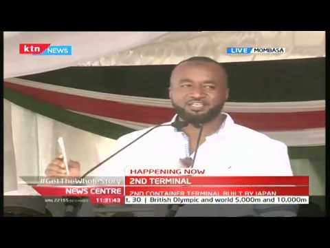 Hassan Joho: Port workers should get a pay increase