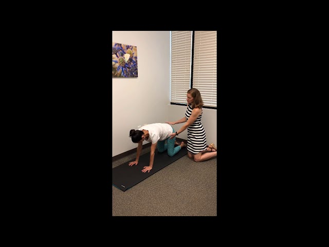 Exercises for Pregnancy Low Back Pain