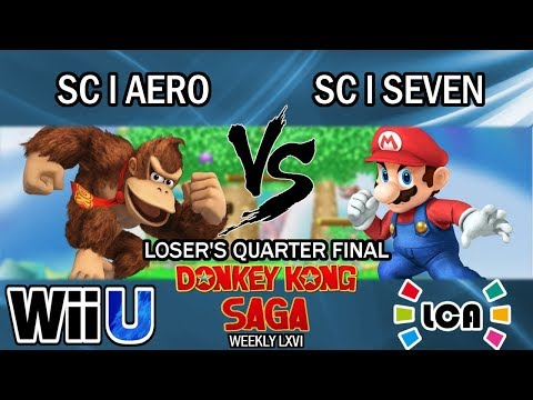 LCA Weekly 66 Singles - Aero vs Seven - [L] Quarter Final