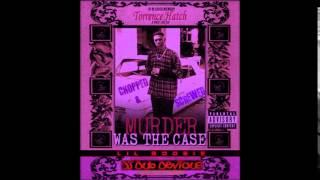 Lil Boosie - Murder Was The Case (CHOPPED & SCREWED)