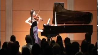 Sumine Hayashibara Violin Recital 3/8: Mischa Elman, Tango