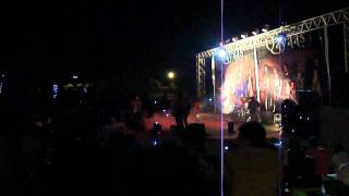 qayyas band @  the rock musicarium islamabad