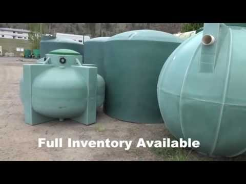 Septic & Sewage Holding Tanks   Poly Tank for Septic System