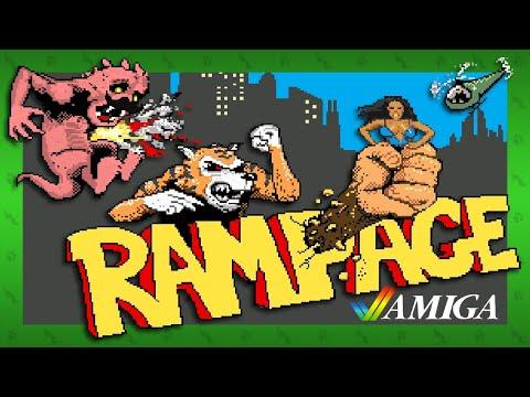 Rampage (Amiga) - Octotiggy