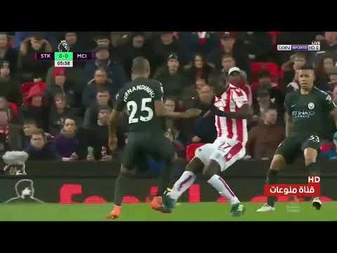 Stoke City vs Manchester City 0-2 highlights & goals. Premier League 2018