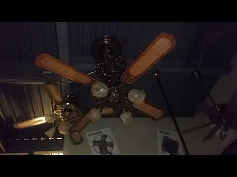 Fanimation Fan Museum Updated Fan Demonstrations SPINDOWN FULL