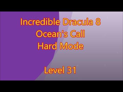 Incredible Dracula 8 - Ocean's Call Level 31  