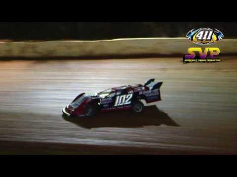 PRACTICE @ 411 Motor Speedway 12/30/16