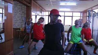 Le Band Ft Suzziah  Number one Dance cover by GQ dancers and Art In Motion