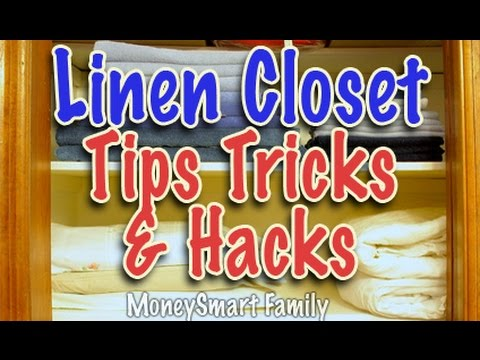 Linen Closet Organization Tips How To Organize Bed Sheets Towels Youtube,Shabby Chic French Country Bedroom