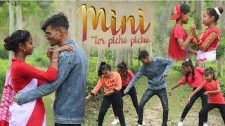 Mini tor piche piche Cover Dance Video by Rhino Crew ||  Achurjya Borpatra || Mini Tor piche piche .
