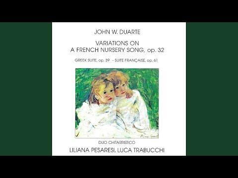 Greek Suite, Op. 39: I. Zagoreisios. Moderato assai e con bravura