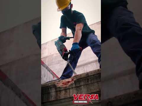 Taladro Martillo demoledor Versa 800w Linea Industrial lacueva