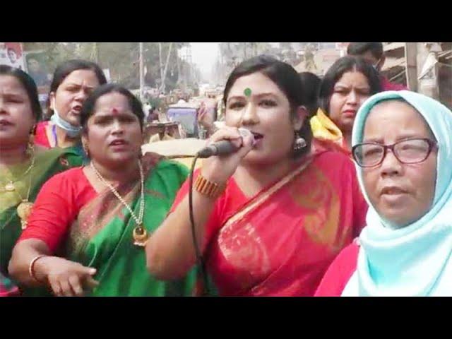 গাইবান্ধায় নানা আয়োজনে আন্তর্জাতিক নারী দিবস পালিত