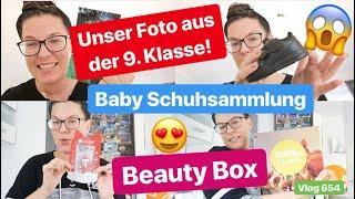 Erster Toni l Wir als Teenies! l Lias Schuhsammlung l Beauty Box l Vlog 654