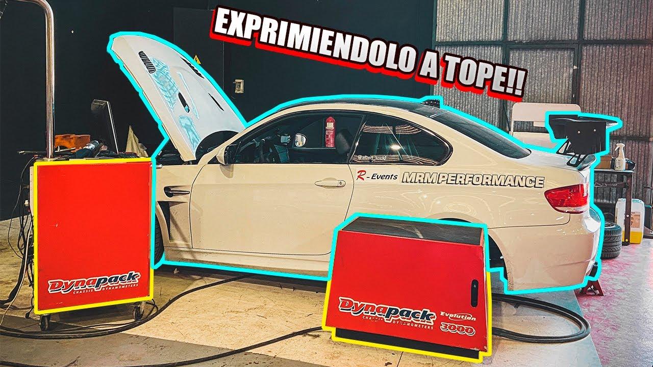 🔴REPROGRAMAMOS EL BMW M3 E92😍 | MRM performance ep3