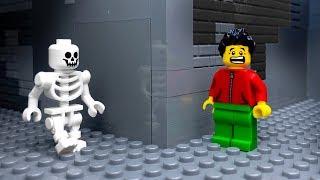 ЛЕГО Лабиринт Страха | LEGO Мультфильм Анимация