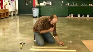 How To Cradle A Wood Panel Part 1 Hd!