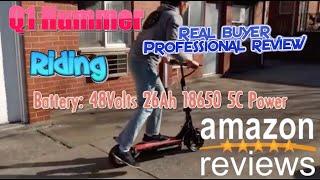 【Qiewa】 Q1 Hummer 5-Start review from Amazon