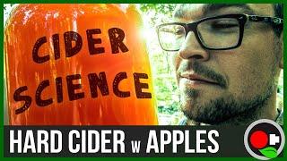 Science of Cider - Alcoholic Fermentation
