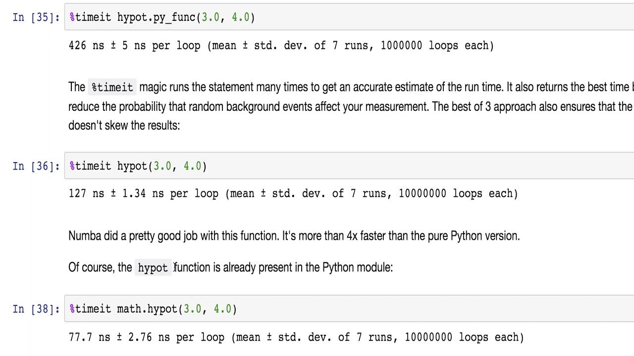 Tutorial 10: CUDA with numba | CS236605: Deep Learning
