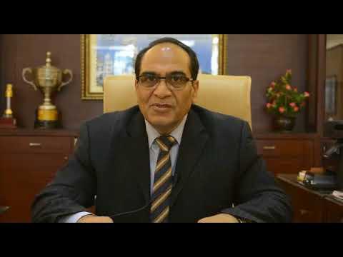 Honorable Vice Chancellor Prof. M.L.B. Bhatt