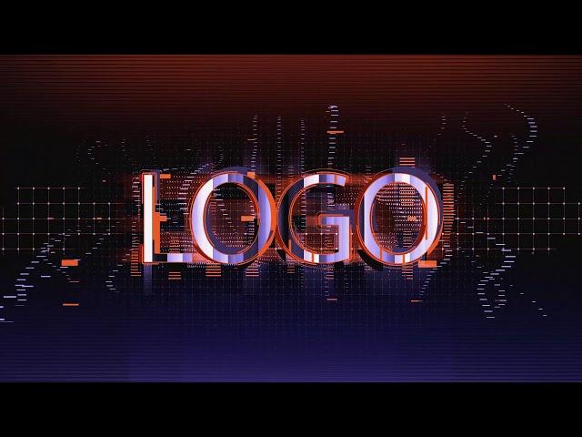 3Dintro.net 009 glitch logo - 3Dintro.net - Intro Video