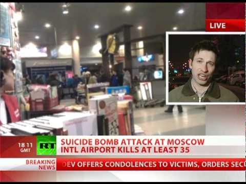 Medvedev delays Davos trip over 'barbaric' Domodedovo tragedy