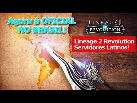 Lineage 2 Revolution - Lançamento Oficial no Brasil! Servidor América Latina - Omega Play