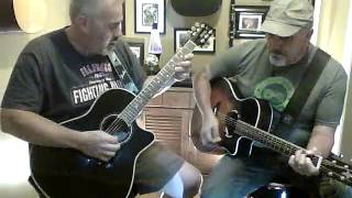Wham Bam - Silver cover by the Miller Brothers