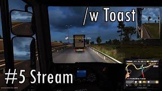 STREAM//Calais - Duisburg (EU 2) /w Toast [CZ/ENG]