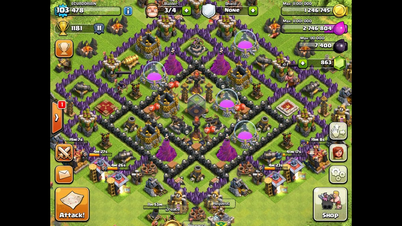 Dark elixir drill boost - Clash Of Clans How To Earn Dark Elixir Fast