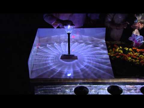 Energizer 10-piece Solar Landscape Path Light Set with Albany Irvin
