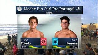 Moche Rip Curl Pro Portugal: Final Recap