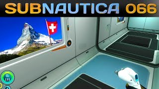 🌊 SUBNAUTICA [066] [Schränke - Bilder - Inneneinrichtung] Let's Play Gameplay Deutsch German thumbnail