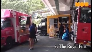 10 Trending Food Trucks