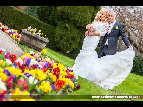 Lauri & Chad's Wedding at St John's Church & Kingswood Golf Club fragman