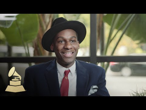 Leon Bridges | Nomination Interview | 58th GRAMMYs