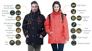 6 Most Advanced, Ultra Light And Heated Down Travel Jackets