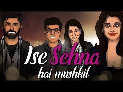 Ae Dil Hai Mushkil Spoof || Shudh Desi...