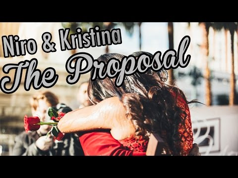 NIRO & KRISTINA: THE PROPOSAL