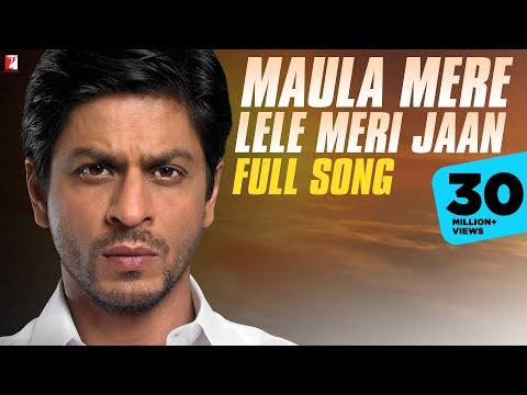 Maula Mere Le Le Meri Jaan - Full Song | Shah Rukh Khan | Chak De India | Krishna | Salim Merchant