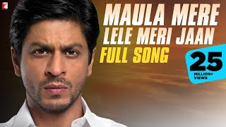 Chak De India (Title Song) Full Video
