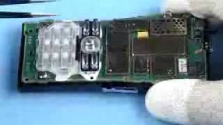 разбор Nokia N91