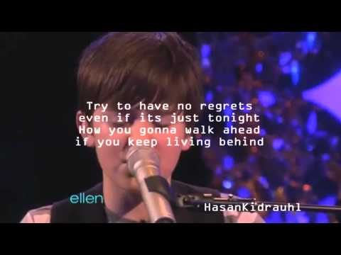 Greyson Chance- Waiting Outside The Lines (With Lyrics)