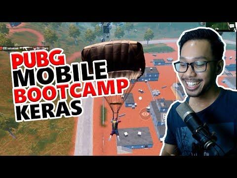 BOOTCAMP MASIH KERAS - PUBG MOBILE INDONESIA
