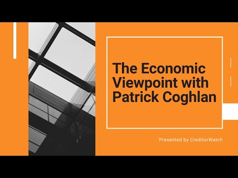 The Economic Viewpoint Patrick Coghlan