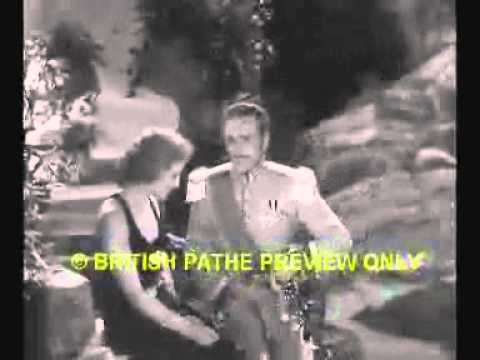 "Harry Welchman sings ""A Bachelor Gay"" 1932"