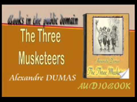 The Three Musketeers Audiobook Part 1 - Alexandre DUMAS