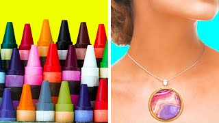 36 COLOURFUL CRAFTS FOR THE WHOLE FAMILY